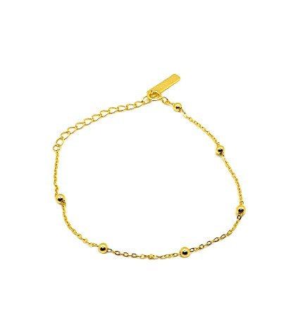 Gia Bead Bracelet