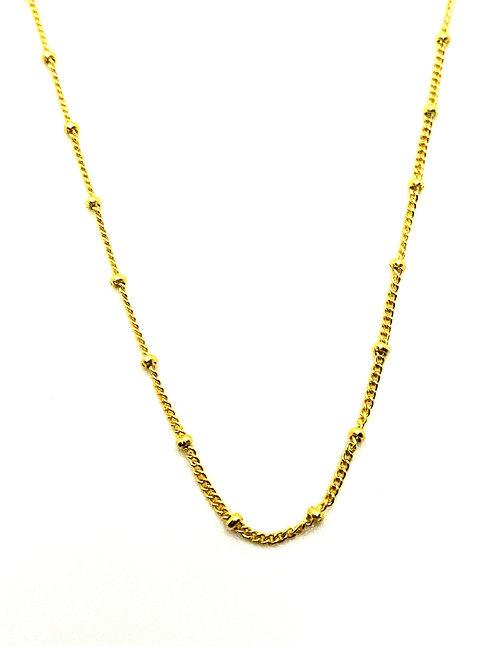 Isla Classic Choker Bead Necklace