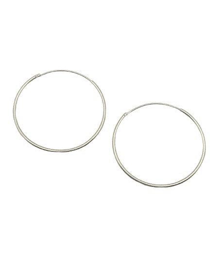Daria 30mm Sleeper Hoop Earrings
