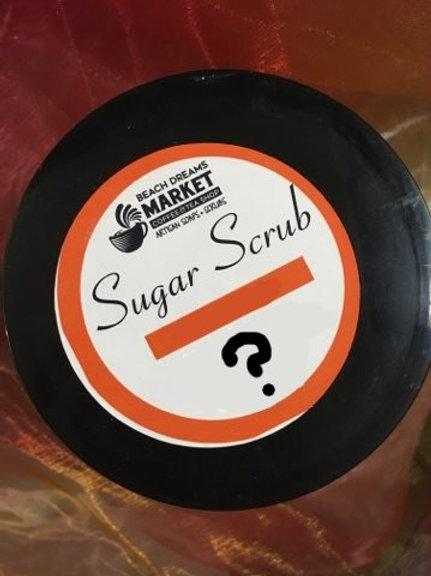 Custom Sugar Scrub