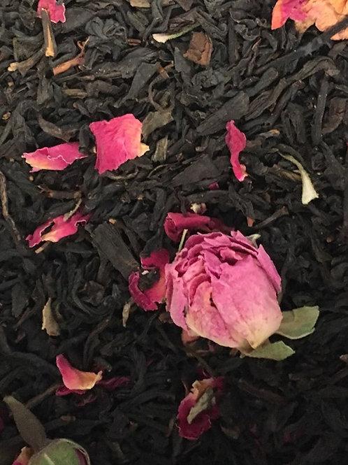 Rose Petal Black