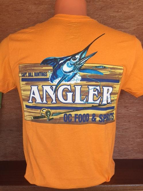 Angler Logo Short Sleeve Shirt