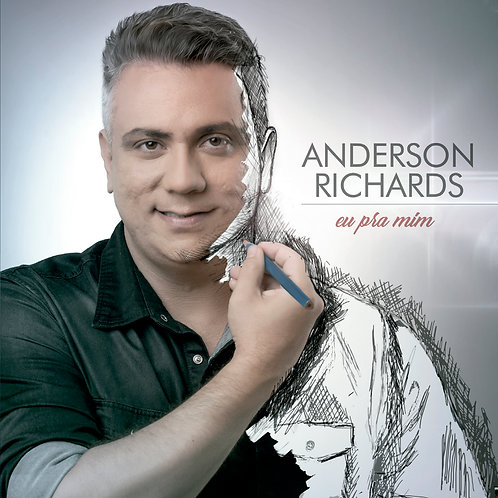 CD SOLO ANDERSON RICHARDS - EU PRA MIM