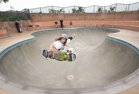 Josefina Tapia: La chilena que participará en los JJOO en la categoría Skateboarding – Park femenino