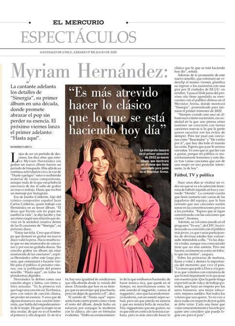 El Mercurio - Diario Impreso