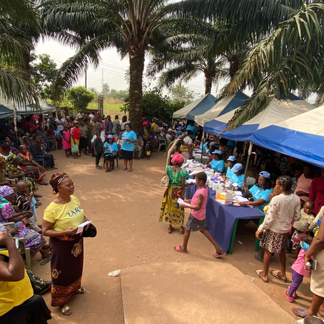 MaryCare Medical Mission Ends With Record Turn-Out.