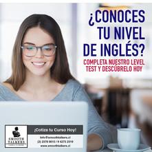 ¿Sabes cual es tu nivel de inglés? Descúbrelo en nuestra web completamente gratis