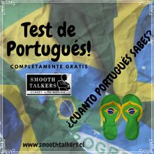 Test de portugués