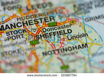 The Friendliest City to Practice English in: Sheffield, UK