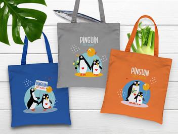 Pinguintaschen