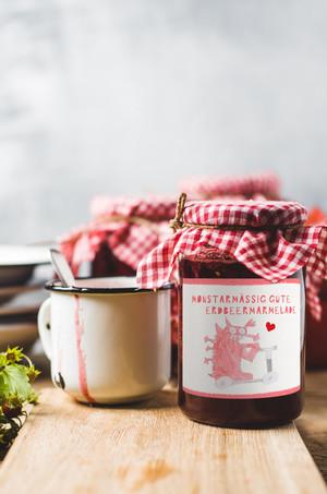 Marmelade Label