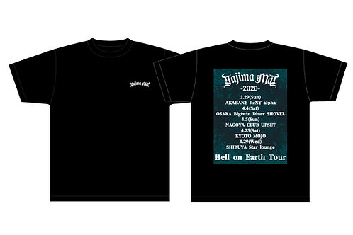 Hell on Earth Tour T-shirt