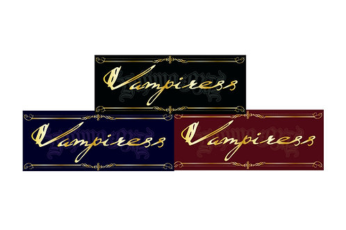 Vampiressステッカー3種セット