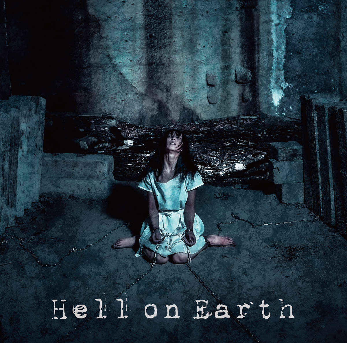 4th mini album「Hell on Earth」