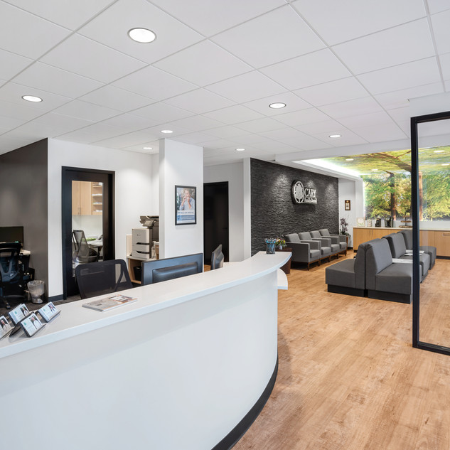 Cary Family Dental Environment