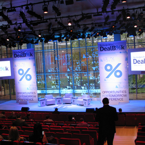 The New York Times-Dealbook Conference