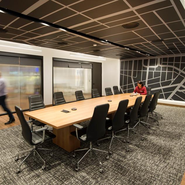 Atlas Headquarters Environment