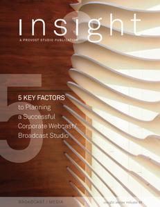 Provost Insight Publication