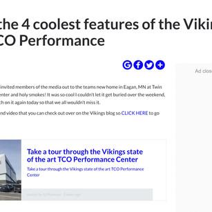 Minnesota Vikings Studio