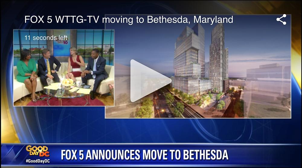 Fox 5 DC Newsroom Video