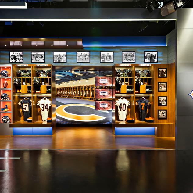 Chicago Bears Studio