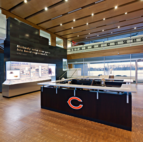 Chicago Bears Headquarters & Media Center