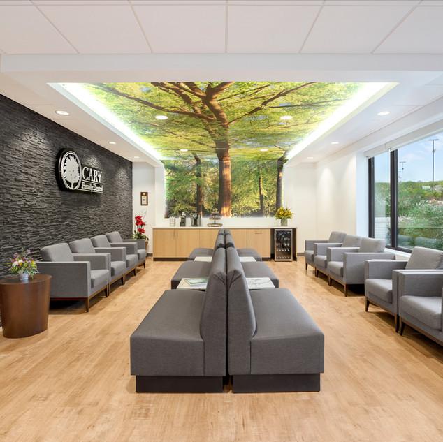 Cary Family Dental Environment