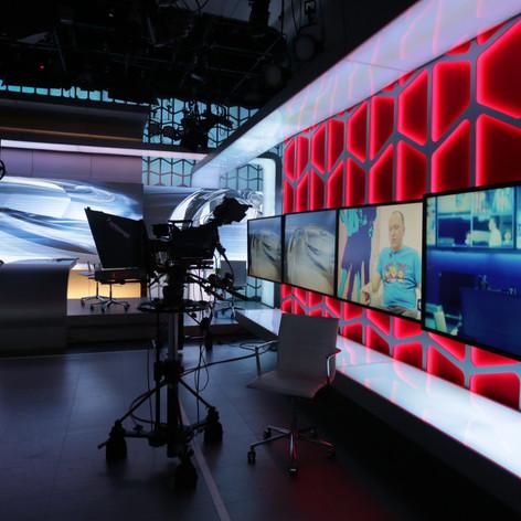 TV9 Headquarters Studio