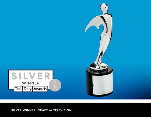 Silver Winner - Telly Award