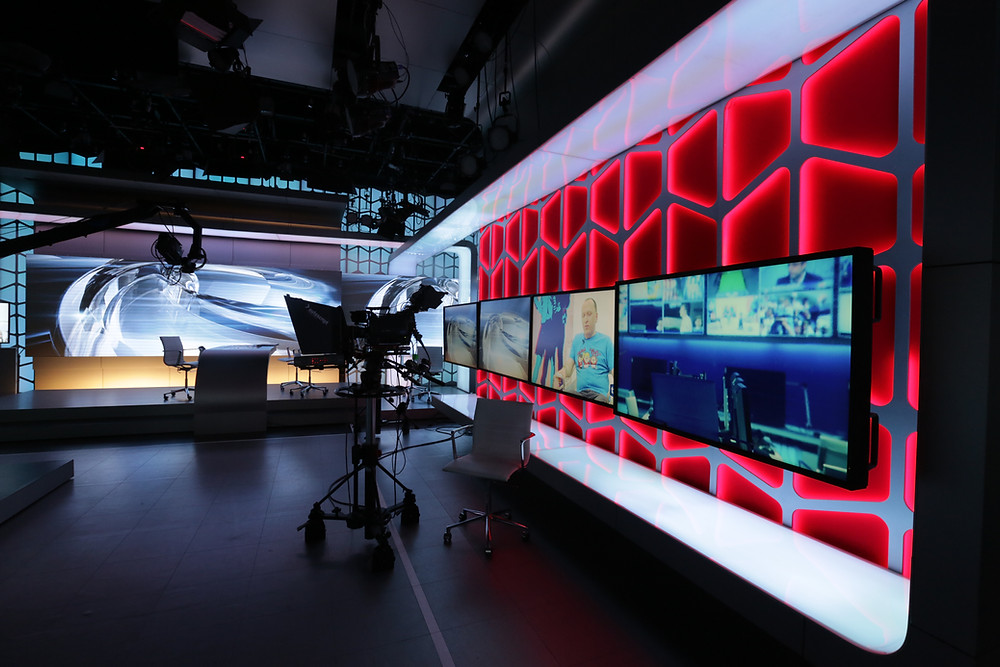 TV-9 HQ Studio