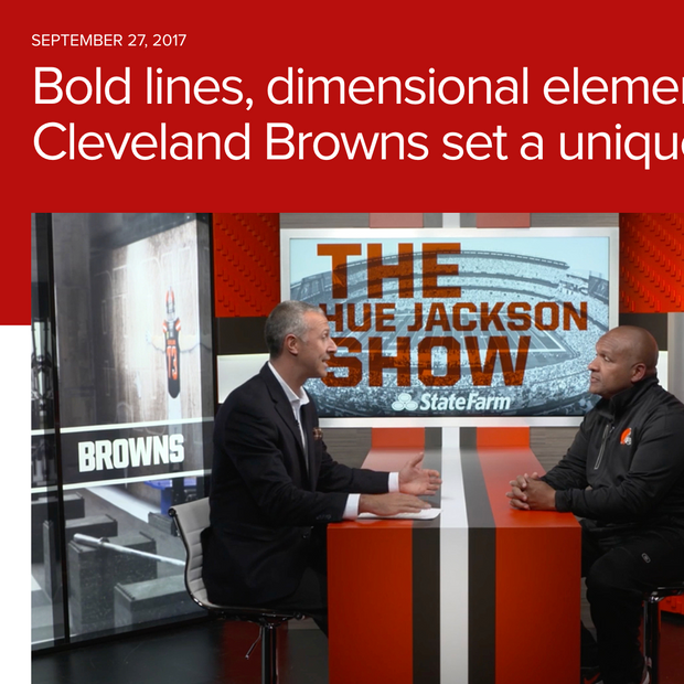Cleveland Browns Studio