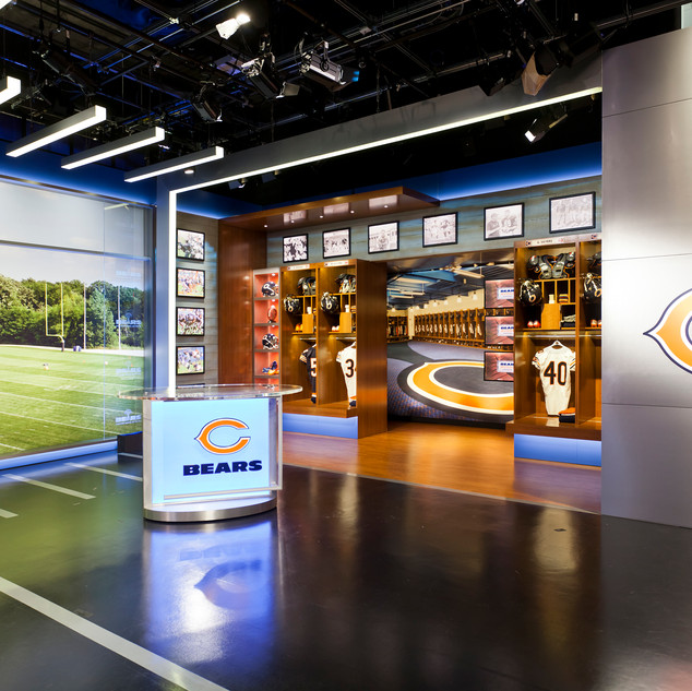 Chicago Bears Studio