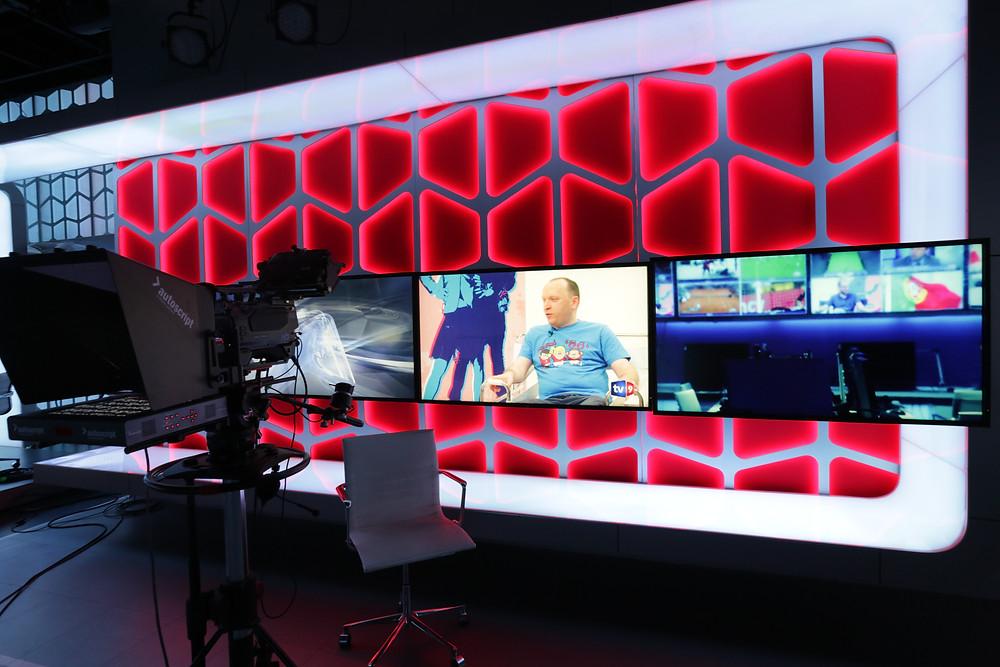 TV-9 Studio