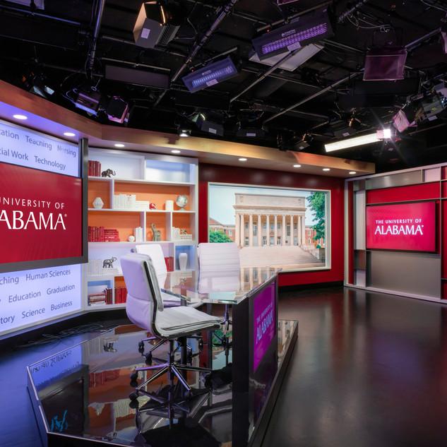 University of Alabama Studio