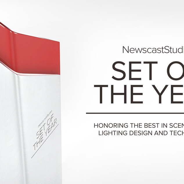 William Blair Studio Wins 2017 Set of the Year for Webcast