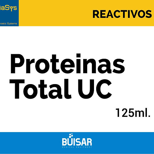 Proteinas Total UC