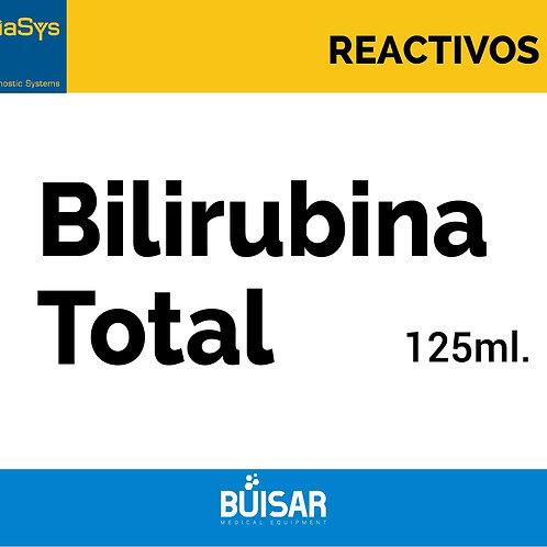 Bilirubina Total 125 ml