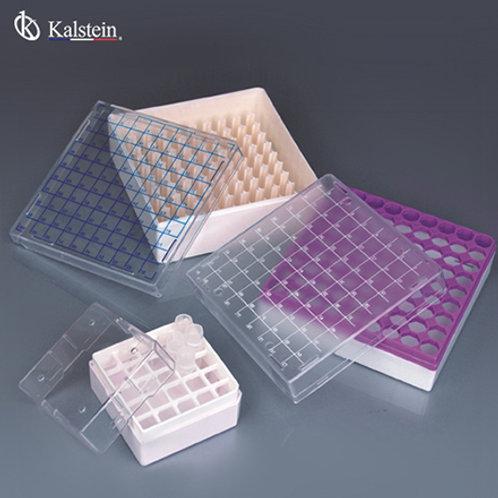 Cajas para Cryoviales de 1ml y 2ml.