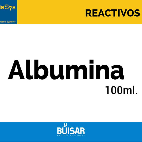 Albumina 100 ml