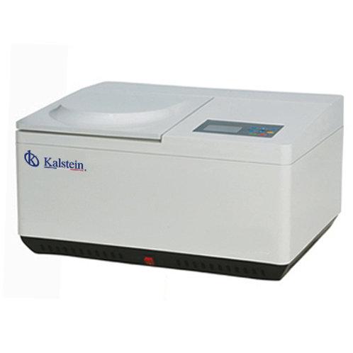 Centrífuga refrigerada de mesa con alta velocidad y pantalla LCD