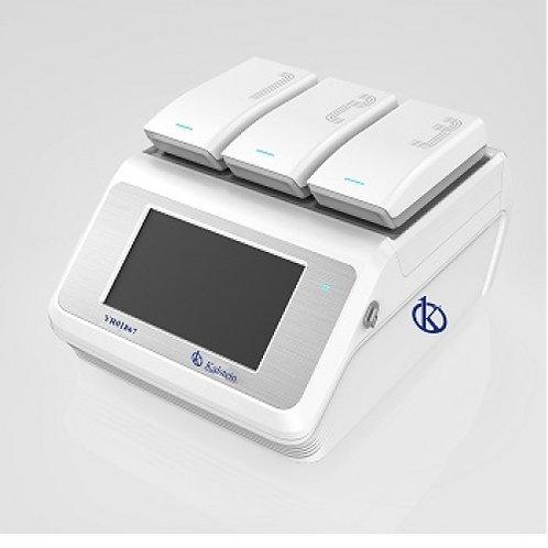 Termociclador PCR de pantalla táctil de tres bloques