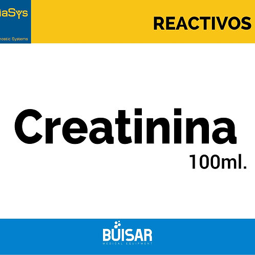Creatinina 100 ml