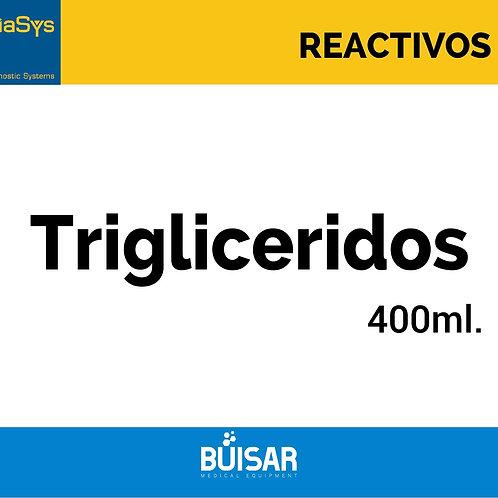 Trigliceridos 400 ml