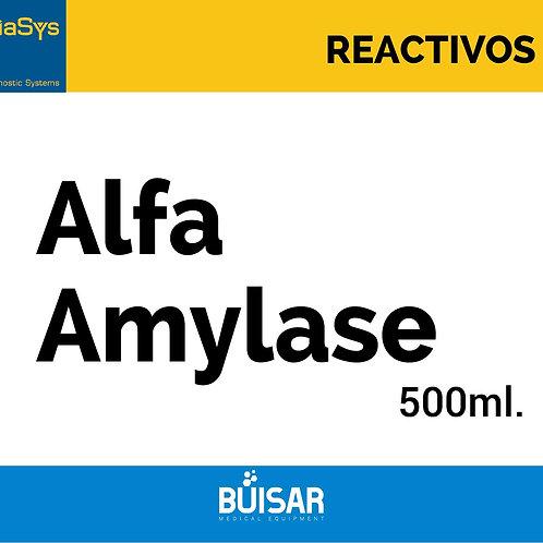 Alfa Amylase 500 ml