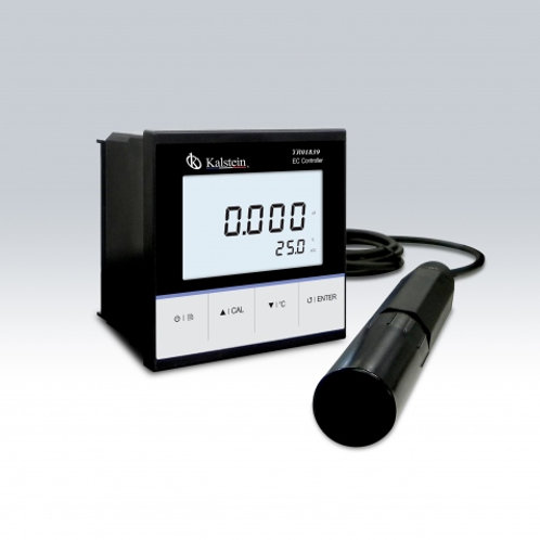 Medidor de conductividad en línea