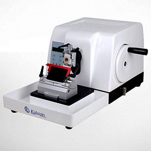 Microtomo rotatorio semiautomático
