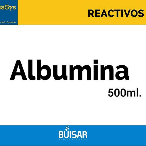 Albumina 500 ml