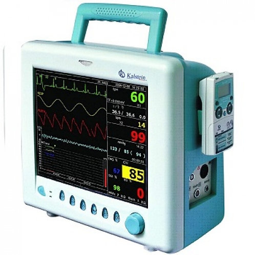 Monitor de paciente versión antigua