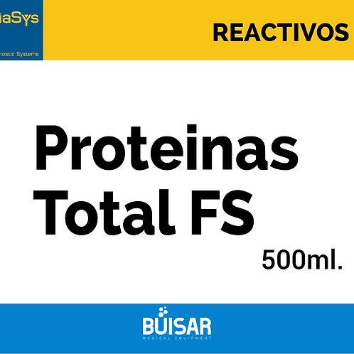 Proteinas Total FS 500ml