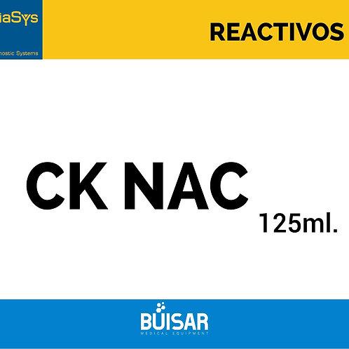 CK NAC 125 ml